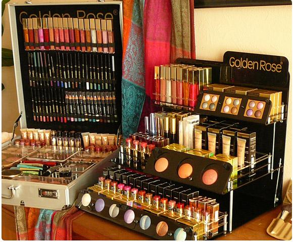 visagie make up set