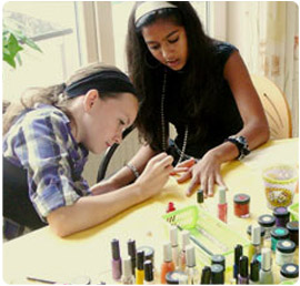 Nailart workshop